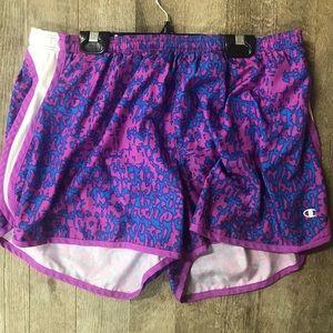 Champion XL Powerstrain Women's Shorts